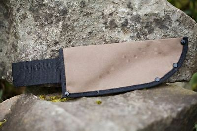 "Canvas Knife Sheath, Holds Blade 7.75"" Long x 3"" Wide"