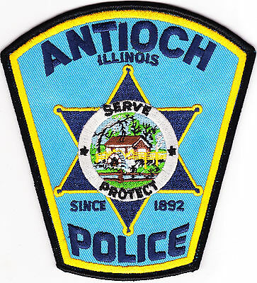 Antioch Police Illinois NEW