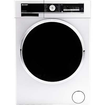Sharp ES-GFD8145W5 A+++ 8Kg 1400 Spin Washing Machine White New from AO