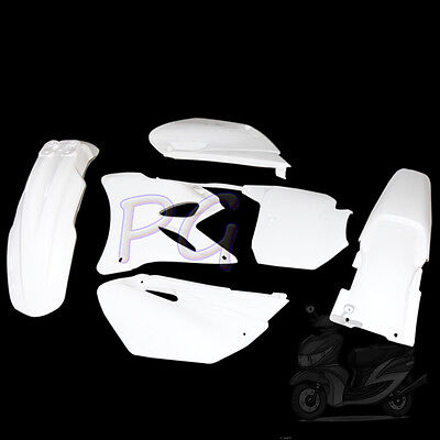 Brandnew Yz85 Yz 85  Plastics Fenders Kit 2002-2014 Motoecycle White