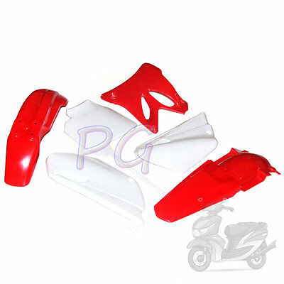 Red Yz85 Yz 85 Plastics Fenders Kit 2002-2014 Motoecycle