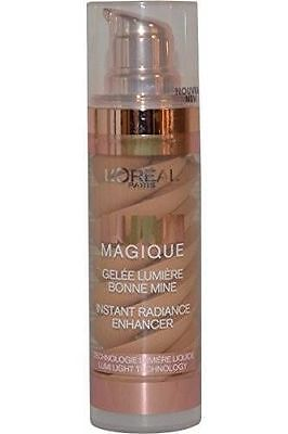 LOreal Lumi Magique Instant Radiance Enhancer Foundation 30ml FREE P&P