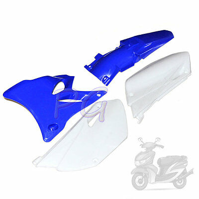 Blue Brandnew Yz85 Yz 85 Plastics Fenders Kit 2002-2014 Motoecycle