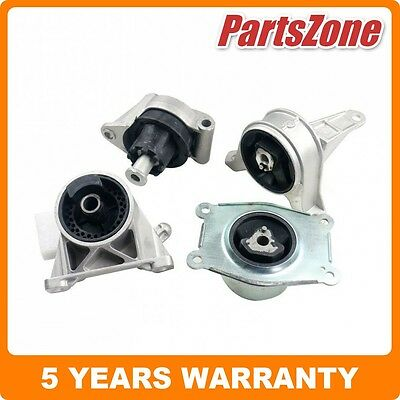 NEW Engine Mount Set fit for Holden Astra AH, TS  1998-2010 1.8L AUTO 4pcs