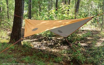 Ust B.a.s.e All Weather Tarp Shelter Bushcraft Survival Camping Scouts