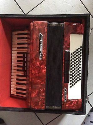 Weltmeister Vintage Accordion