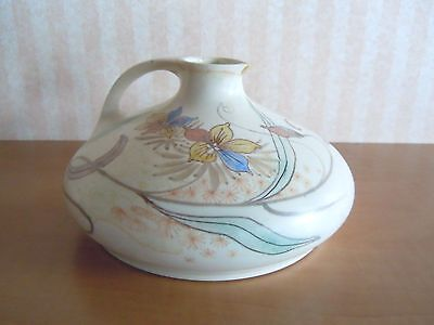 Vintage Hand Painted Zuid Holland Gouda Pottery Jug-Signed
