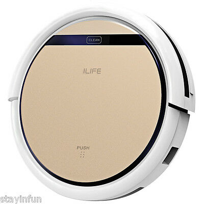V5S Intelligent Robotic Vacuum Cleaner Cordless Sweeping Cleaning Machine Gift