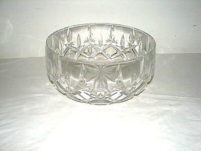 "Waterford Crystal Large 9"" Bowl"