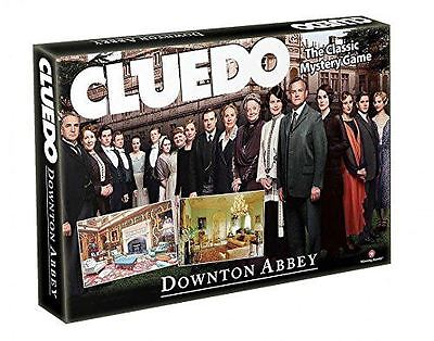 Cluedo Downton Abbey Classic Mystery Game Toys Adult Children Travel Home