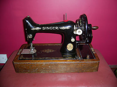 Vintage Singer Sewing Machine K99    1923