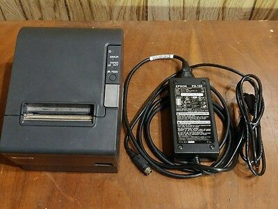 Epson TM-T88IV Point of Sale Thermal Printer works serial port