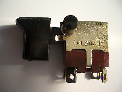 HITACHI lock on switch for DL117  941627, 941-627. NEW, 240 volt