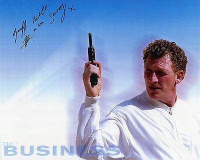 Geoff Bell - Sammy - The Business - Signed Autograph REPRINT