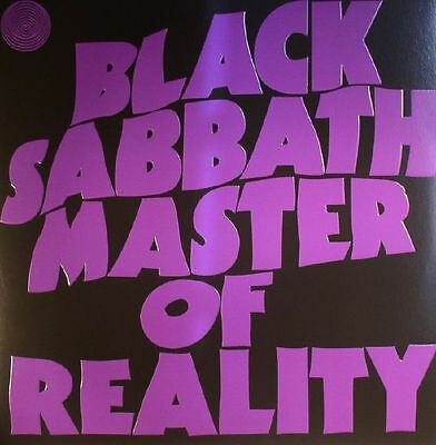 BLACK SABBATH - Master Of Reality - Vinyl (LP + CD)