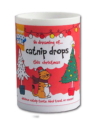 Armitage Christmas Xmas Catnip Drops Cat Treats 80g