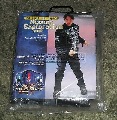LOST IN SPACE Mission Exploration Suit / Costume 1998 Paper Magic New In Package
