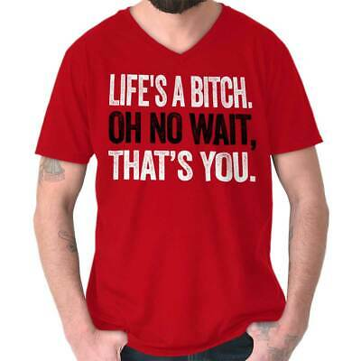 Move Bitch Get Out The Way TShirt T-Shirt Tee Rude Offensive Pun Parody Wench