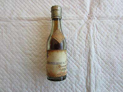 Miniature collector's bottle