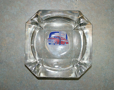 Vintage 'esso Gas' Ashtray 'ottawa, Ontario, Canada'