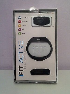 I Fit Active 3 in 1 Fitness and Activity Tracker