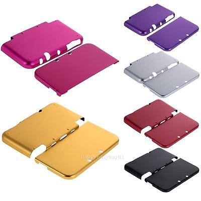Aluminium Protective Hard Shell Skin Case Cover for New Nintendo 3DS LL XL