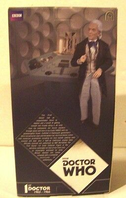 """Big Chief Doctor Who """"1St Doctor"""" 1/6 Scale Figure Mib"""
