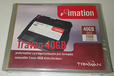 IMATION Travan 20/40GB Cartridge
