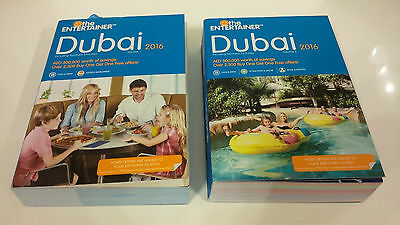 Entertainer Dubai 2016 Books - Used