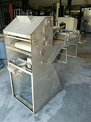 Dough Pizza  Bakery Roller Sheeter