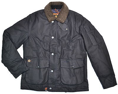 BARBOUR Column Waxed Cotton Jacket
