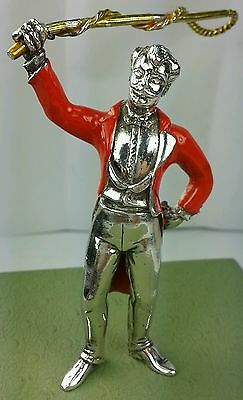 Tiffany & Company Circus Ring Master SOLID SILVER Gene Moore Collection Rare