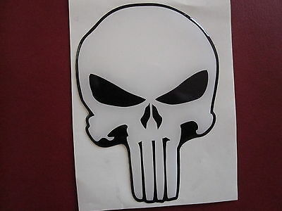 Tankpad Skull, Punisher
