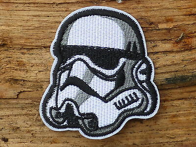 ECUSSON PATCH THERMOCOLLANT aufnaher toppa STAR WARS troopers / 7.3 cmX8.2 cm