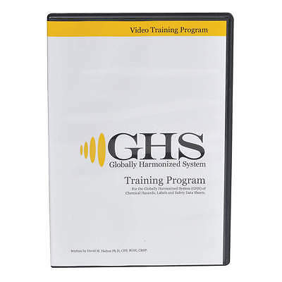 GHS SAFETY GHS Training Video GHS2005