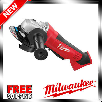Milwaukee 18V Lithium-Ion Cordless Angle Grinder 115mm Brand New - HD18AG