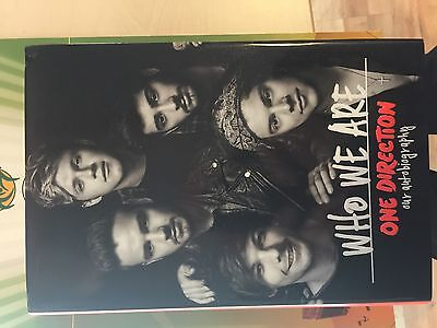 One Direction Fully Signed Book By All Five Original Members