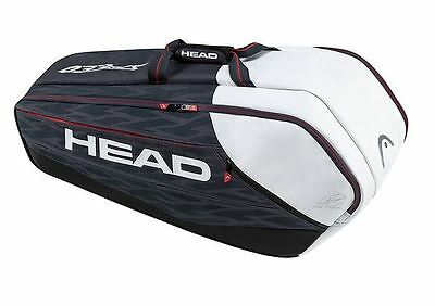 Head Supercombi Djokovic borsa porta racchette x9