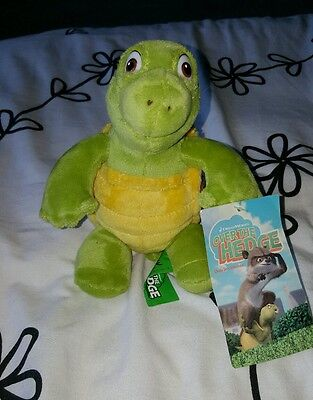 Dreamworks Over the Hedge Turtle Plush Toy