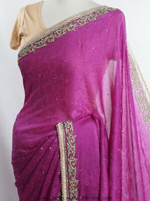 KV SEP 297 jc 0516 - Stone work saree