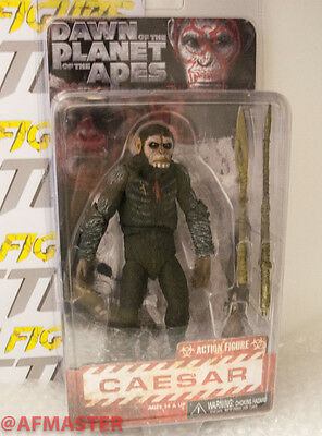 Dawn of the Planet of the Apes Caesar Neca Series 1 Action Figure