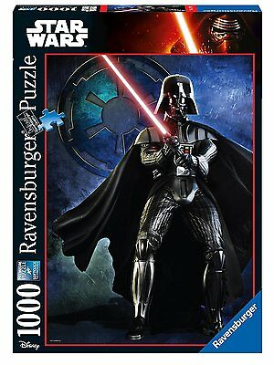 Ravensburger Italy 19679 - Puzzle Darth Vader Star Wars Collection, 1000 Pezzi