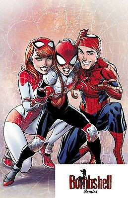 Amazing Spider-Man Renew Your Vows #2 Campbell Variant 1:25 Marvel NM 12/14