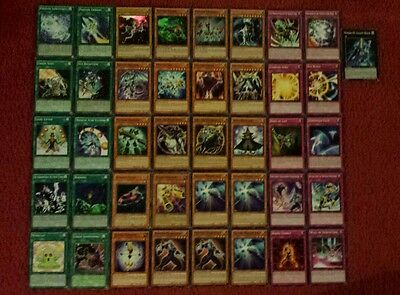 Yu-Gi-Oh Galaxy and Photon Deck - 40 cards complete BONUS 5 cards