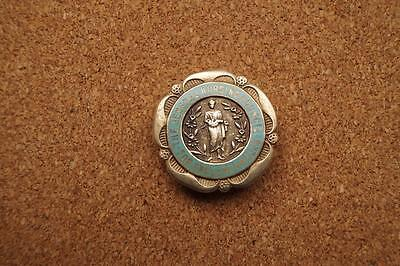 Vintage 1953 S.E.A.N  General Nursing Council for England and Wales badge