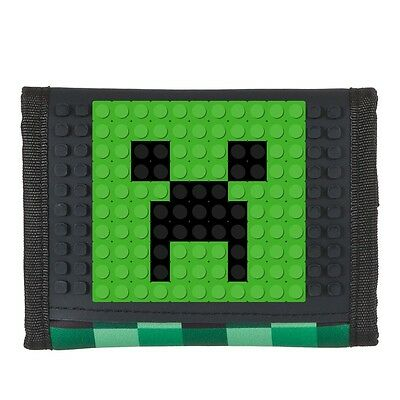 Creative Pixie Crew Mine Craft themed wallet