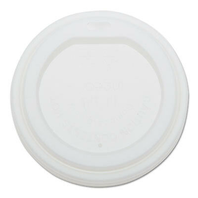 Cup Lids for 10-20oz Hot Cups, 50/Pack RP11