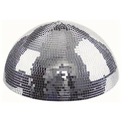 Half Mirror Ball 40cm - With Built In Motor