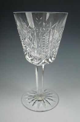 Waterford Crystal CLARE Claret Wine Glass(es) EXCELLENT