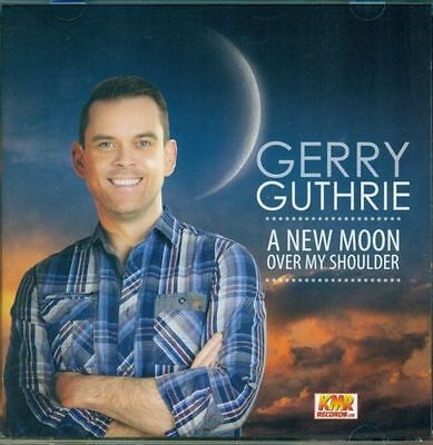 Gerry Gutherie - A New Moon (New CD 2016)